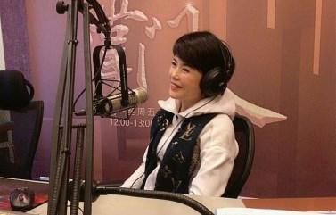 祝愉勤做客FM104.5女主播电台《对话掌门人》